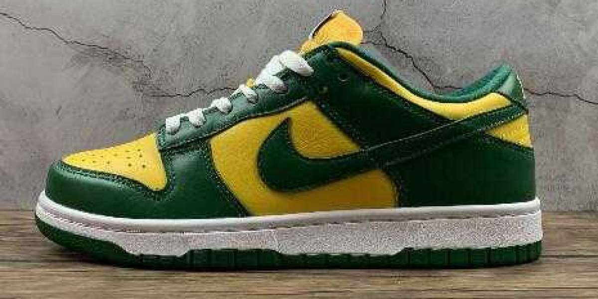 Latest Nike Dunk Low SP Varsity Maize for Online Sale