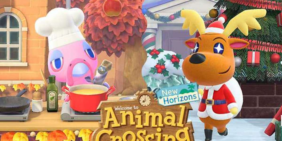 This week, Animal Crossing: New Horizons is about to be established