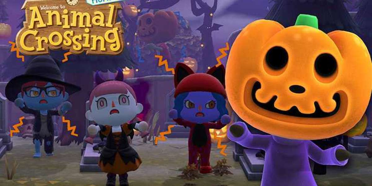 """Animal Crossing: """"Ring Cosplay"""" in New Horizons"""