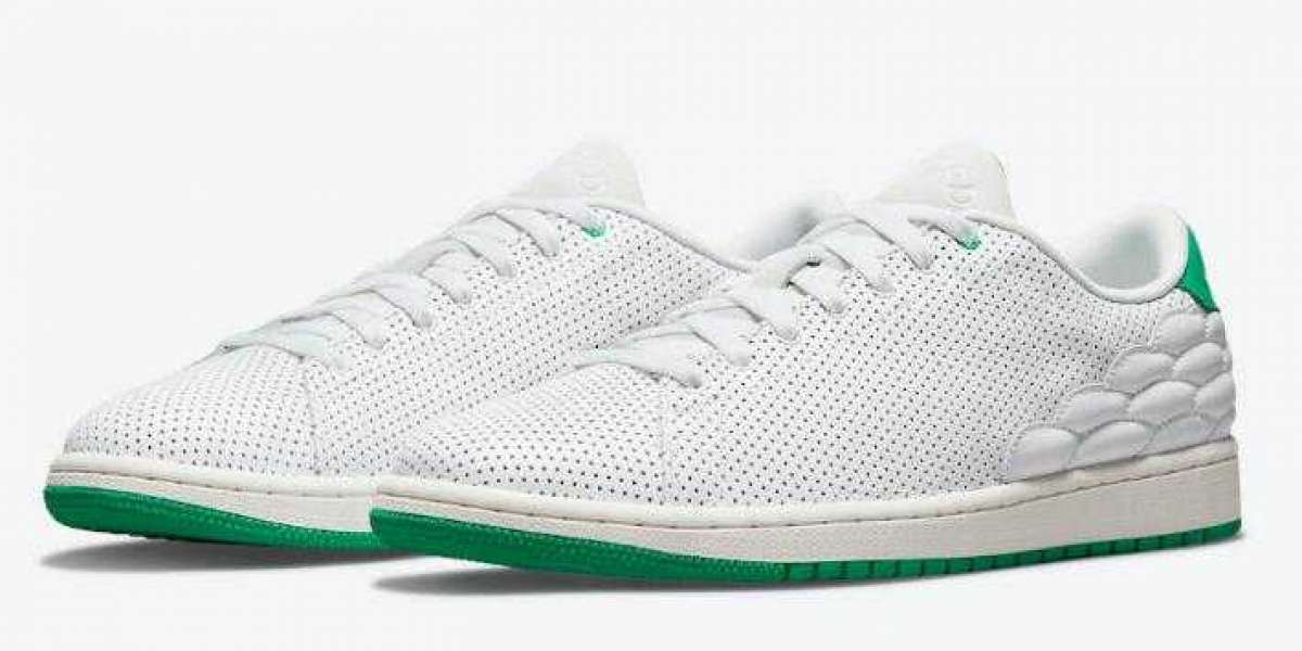 The Upcoming Air Jordan 1 Centre Court Coming With Stan Smith Vibes