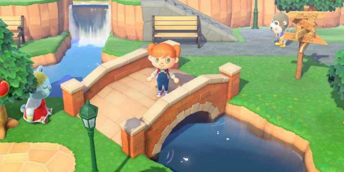 The habitat in Animal Crossing: New Horizons has been updated