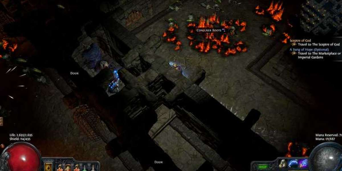 Path of Exile players should perform manual operations reasonably