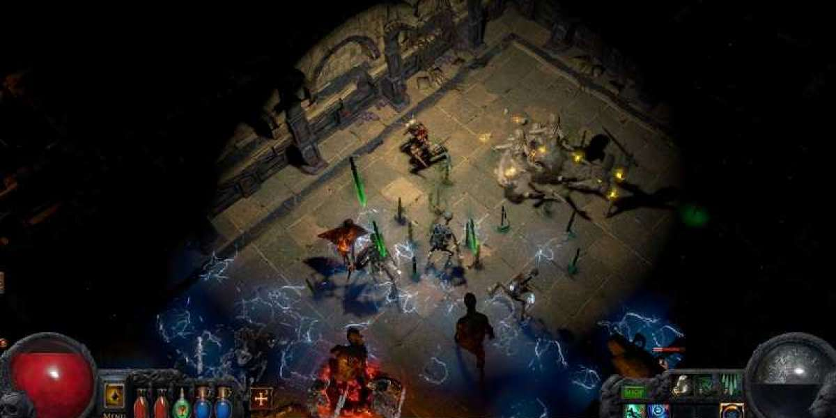Players may not see Path of Exile 2 until next year