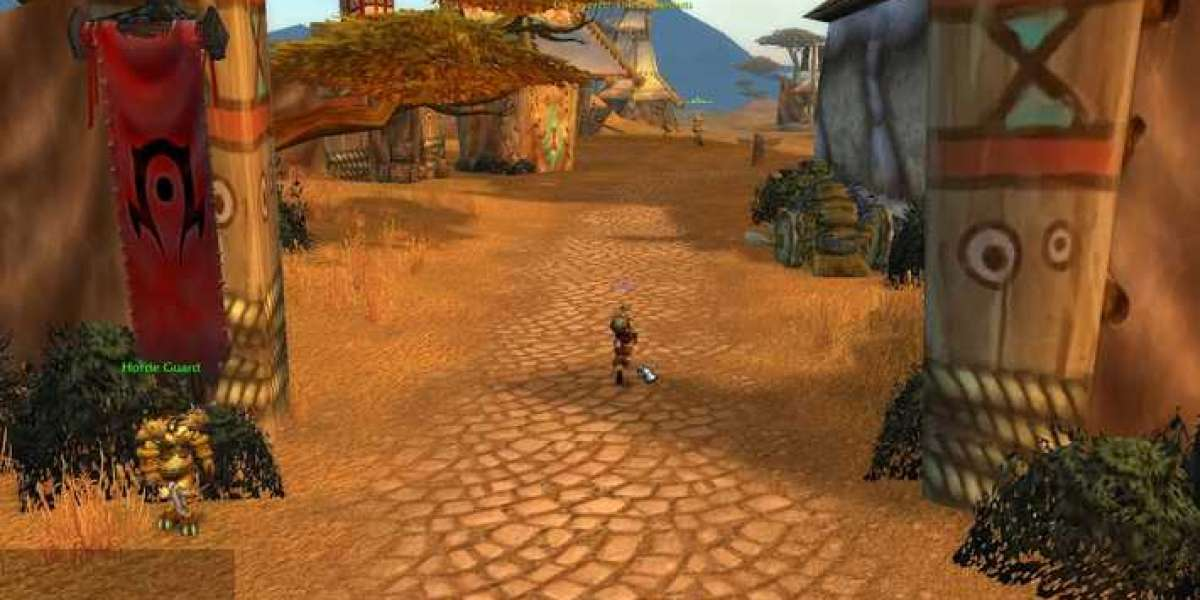 TBC Classic will be released - the game will include flying mounts