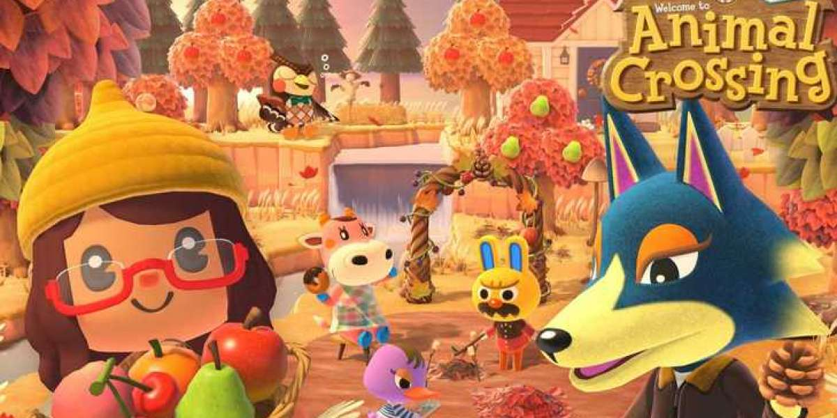 Before the release, Animal Crossing: New Horizons received the cover
