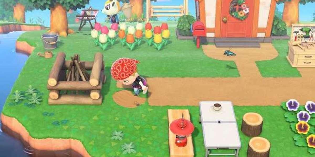 Animal Crossing: Island Design Skills in New Horizons