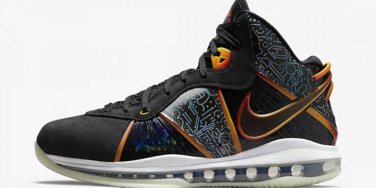 DB1732-001 Nike LeBron 8 Space Jam Basketball Shoes To Buy In Saleretrojordan.com