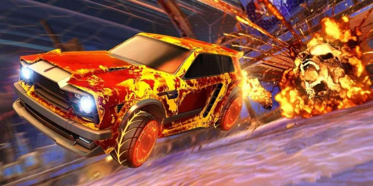 Psyonix's general sales for Rocket League now exceeds $one hundred ten million