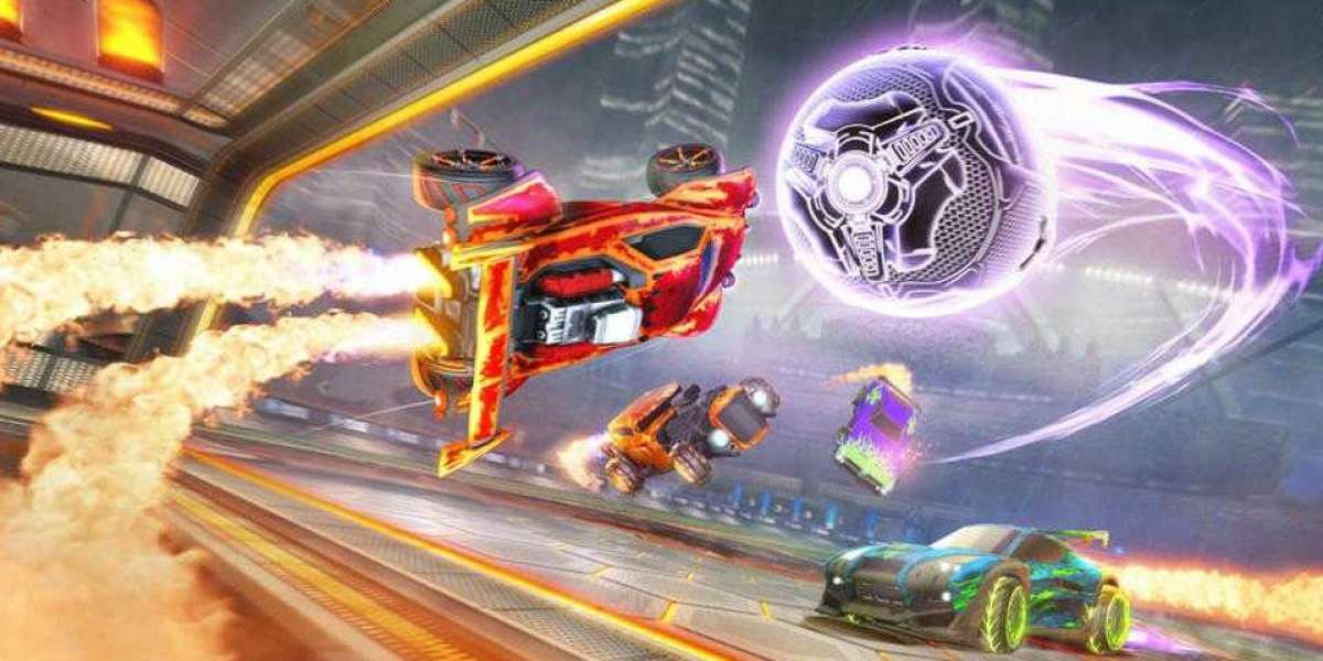 The Intel World Open will feature 3v3 Rocket League teams