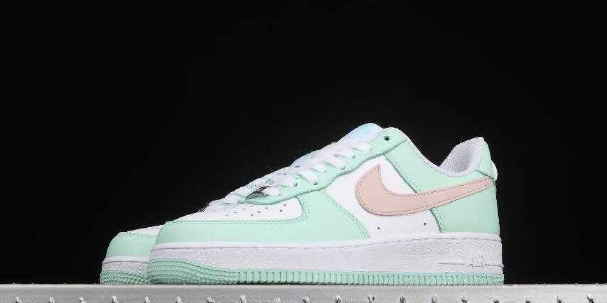 Sell Cheap Nike Air Force 1 Low Green Pink White AA1726-111 for Hot
