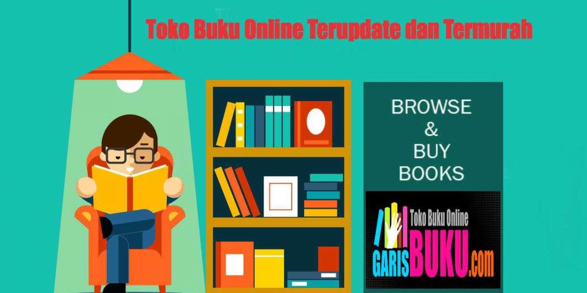 Toko Buku Online Terlengkap Dan Terpercaya / The Best Indonesian Online BookStore / Review Toko Buku Online