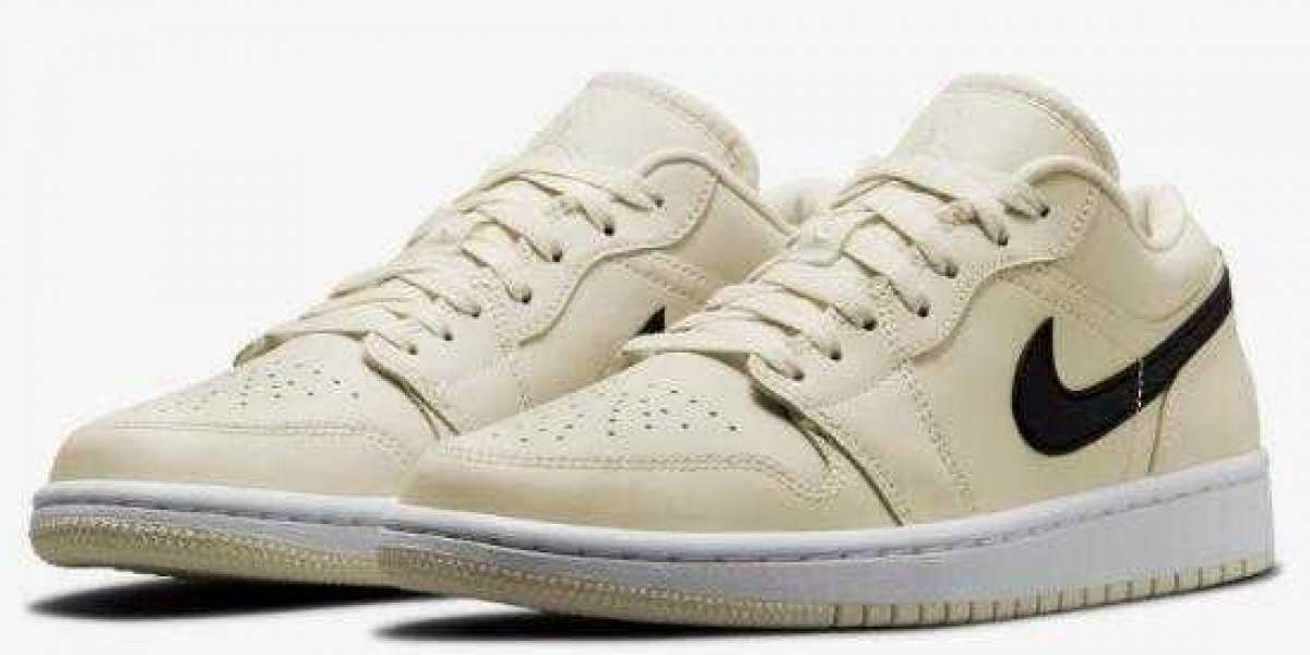 To Buy New Release Air Jordan 1 Low Coconut Milk on newlyjordans.com