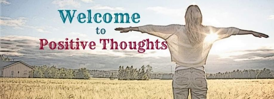 Positive Thoughts Cover Image