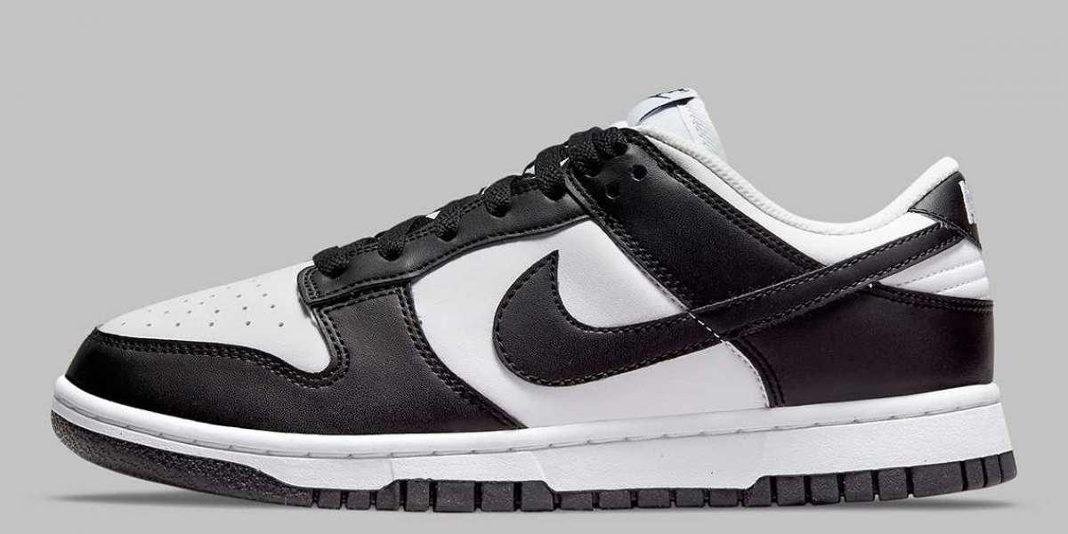 "2021 Latest Nike Dunk Low Next Nature ""White/Black"" DD1873-102"