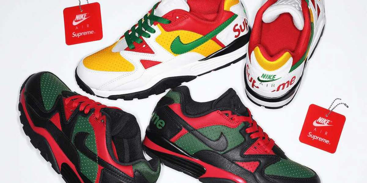 Brand New Supreme x Nike Cross Trainer Low will be released on October 14th