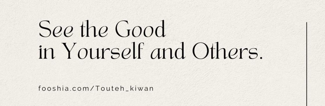 Touteh Kiwan Cover Image