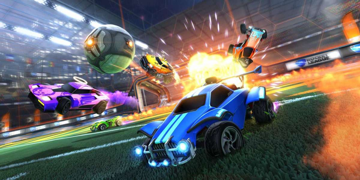 Rocket League may even seem at the imminent China Digital Entertainment Expo & Conference