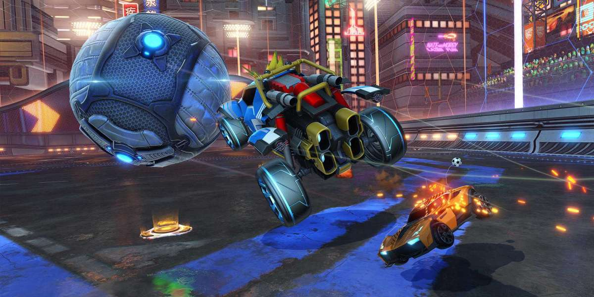 Rocket League Season 3 is filled up and good to RL Items